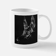 Dramatic German Shepherd Mug