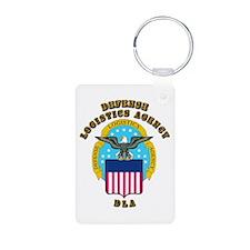 Emblem - Defense Logistics Agency Keychains