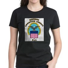 Emblem - Defense Logistics Agency Tee