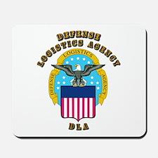 Emblem - Defense Logistics Agency Mousepad