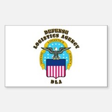 Emblem - Defense Logistics Agency Decal