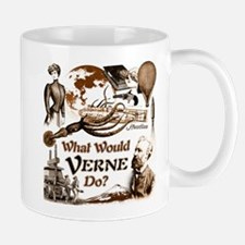 What Would Verne Do? Mug