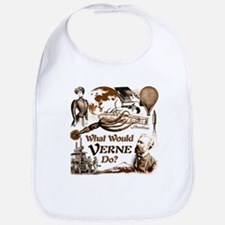What Would Verne Do? Bib