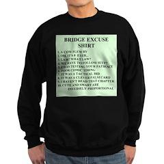 Duplicate bridge Sweatshirt (dark)