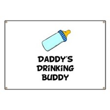 Drinking Buddy Banner