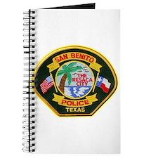 San Benito Police Journal
