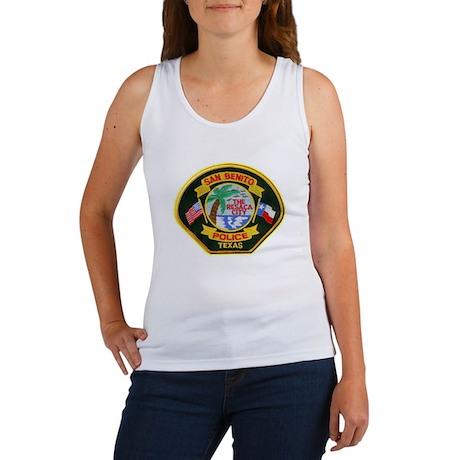 San Benito Police Women's Tank Top
