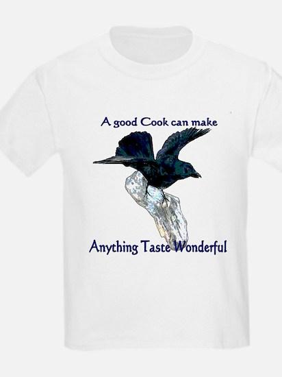 Eating Crow Kids T-Shirt