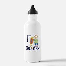 1st Grade Boy Water Bottle