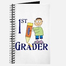 1st Grade Boy Journal
