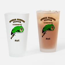 SOF - SWC Flash - Dagger - GB Drinking Glass