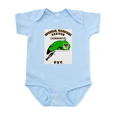 SOF - SWC Flash - Dagger - GB Infant Bodysuit
