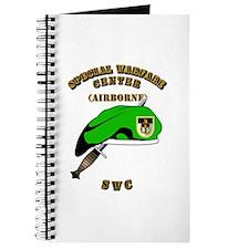 SOF - SWC Flash - Dagger - GB Journal