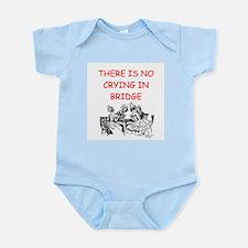 Duplicate bridge Infant Bodysuit