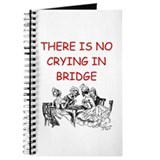 Bridge Journals & Spiral Notebooks