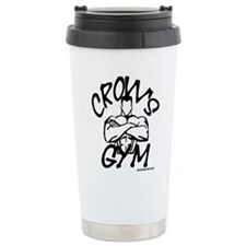 Crow's Gym Travel Mug