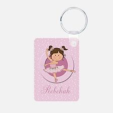 Cute Ballerina Ballet Gifts Keychains