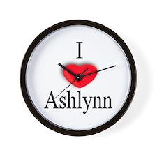 Ashlynn Wall Clock