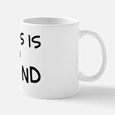 Happiness is Minot Mug
