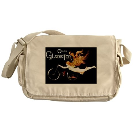 Cycles Gladiator Messenger Bag
