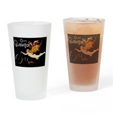 Cycles Gladiator Drinking Glass