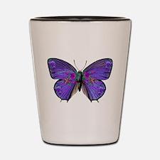 Persephone's Butterfly Shot Glass