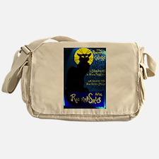 Cabaret du Chat Noir Messenger Bag
