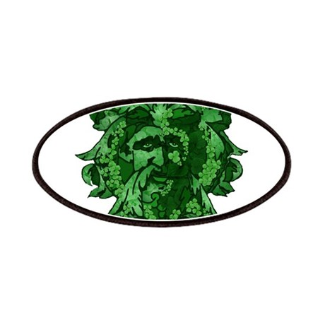 Green Man: Metamorphosis Patches