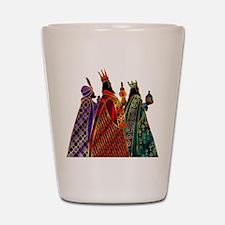 Wise Men Shot Glass