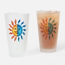 BiPolar Solar Drinking Glass
