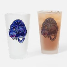 Cool Cheshire Cat Drinking Glass