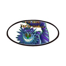 Mad Cheshire Cat Jade Patches