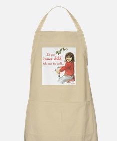 Your Inner Child... BBQ Apron