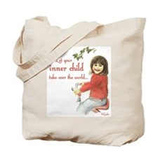 Your Inner Child... Tote Bag