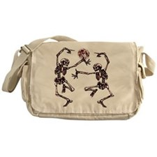 Danse Macabre Messenger Bag