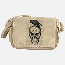 Raven Poe Messenger Bag