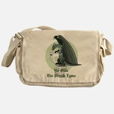 Bio Break Messenger Bag