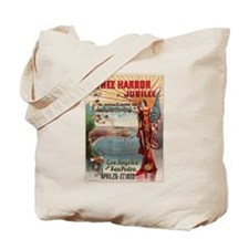 1899 Free harbor jubilee, Los Tote Bag