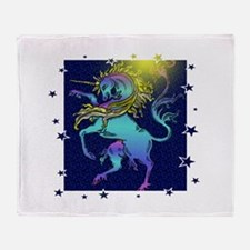 Unicorn Standard Throw Blanket