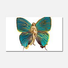 Venus Butterfly Car Magnet 20 x 12