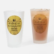 Body Tomb Drinking Glass