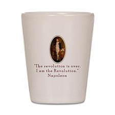Napoleon Revolution Shot Glass