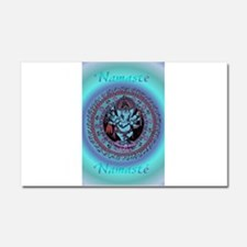 Ganesh Dancer Car Magnet 20 x 12