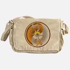 Zen Dragons Messenger Bag