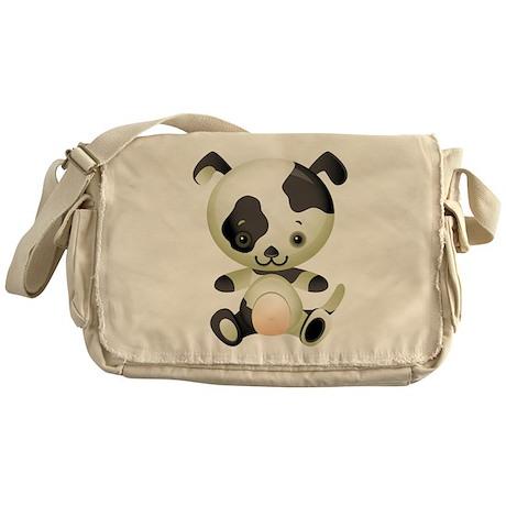 Cute Kawaii Dog Messenger Bag