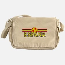 Espana, Spain, Horizon Messenger Bag