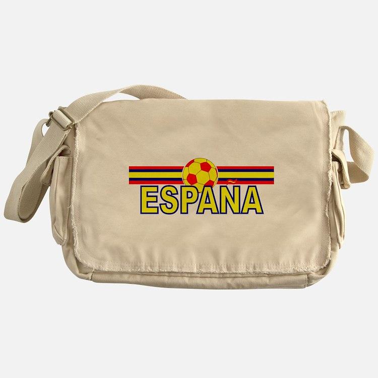 Espana, Spain, Horizon Messenger Bag