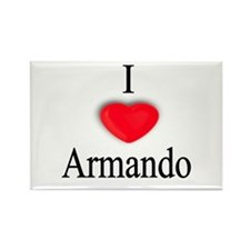 Armando Rectangle Magnet