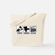 Cute Film Tote Bag
