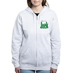 Jock Zip Hoodie